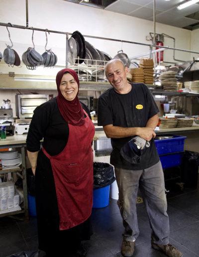 Ezba Druze Restaurant, Rameh