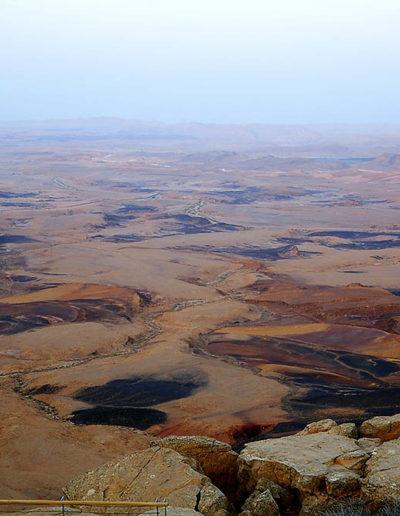 Maktesh Ramon, Negev Desert