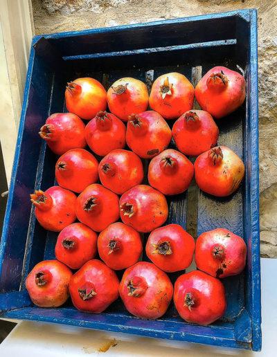 Pomegranate Patterns Jerusalem