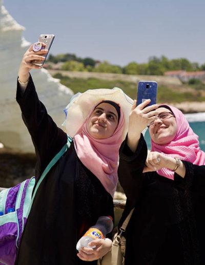 Selfie Smiles, Rosh Hanikra
