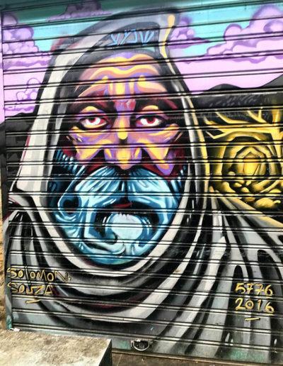Solomon Souza Graffiti