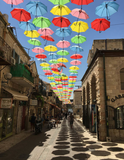 Umbrella Sky Project photo