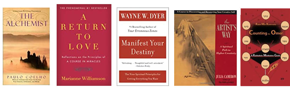 recommended resources and spiritual books